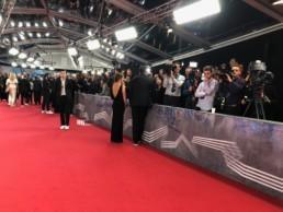 Laureus world sports awards ceremony branding red carpet 2020 mindcorp london