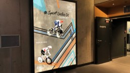 Laureus world sports awards verti hall branding red carpet 2020 mindcorp london