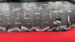 Laureus world sports awards ceremony branding red carpet 2020 mindcorp london