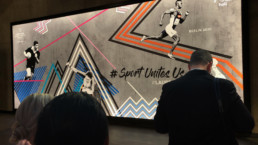 Laureus world sports awards ceremony branding verti hall 2020 mindcorp london