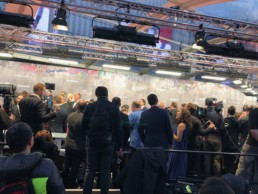 Laureus world sports awards ceremony paparazzi branding red carpet 2020 mindcorp london