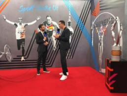 Laureus world sports awards ceremony interview branding red carpet 2020 mindcorp london