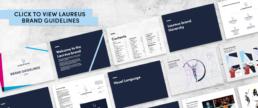 Laureus visual language brand guidelines mindcorp london