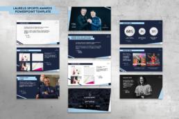 Laureus Master Powerpoint Template mindcorp london