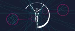 Laureus visual language emblem breakdown mindcorp london