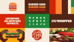 Burger king rebranding mindcorp london