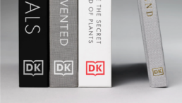 DK rebranding mindcorp london