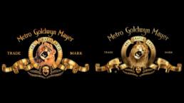 MGM logo lion rebrand CGI mindcorp london